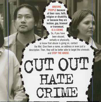 Help with hate crimes paper!!?
