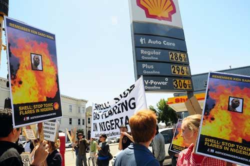 royal dutch shell human rights in nigeria essay Shell fuelled human rights abuses in Nigeria - NGO