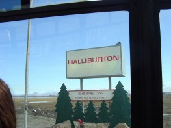 Haliburton refuses to reveal fracking chemicals