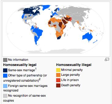 Global LGBT Laws