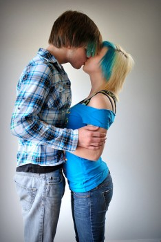 couple 234x350 The teens articulated an