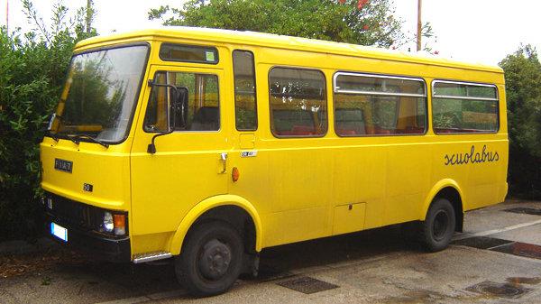 pulmino scuolabus